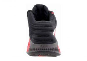 Adidas Mad Bounce 2018 - Black Cblack Silvmt Scarle Cblack Silvmt Scarle (AH2693)