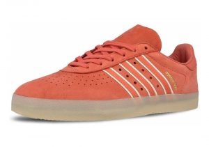 Adidas Oyster Holdings Adidas 350 - Red Trace Scarlet Chalk White Metallic Gold (DB1975)