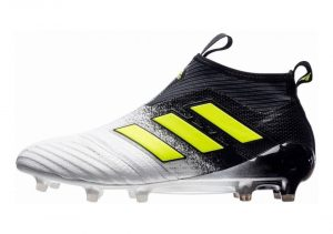 Adidas Ace 17+ Purecontrol Firm Ground - Grey (S77164)