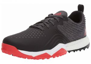 Adidas Adipower 4orged S - Core Black Red Ftwr White (B37175)