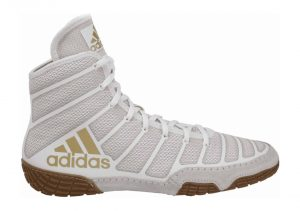 Adidas AdiZero XIV - White/Matte Gold/Brown (M29839)