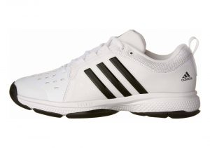 Adidas Barricade Classic Bounce  - White Black White (BY2919)
