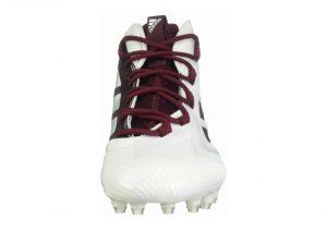 Adidas Freak Carbon Mid - White/Maroon/Collegiate Burgundy (F97432)