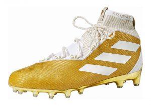 Adidas Freak Ultra - Gold Metallic White Gold Metallic (F36678)