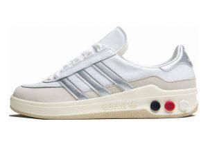 Adidas Galaxy SPZL - FootwearWhite/SilverMetallic/OffWhite (F35662)