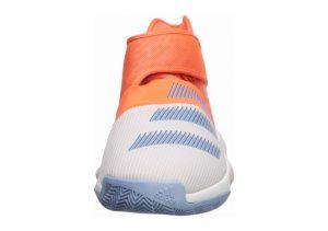 White Hi Res Coral Glow Blue (F97189)