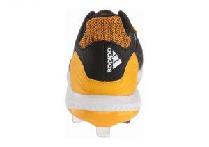 Adidas Icon Bounce - Black/White/Collegiate Gold (CG5249)