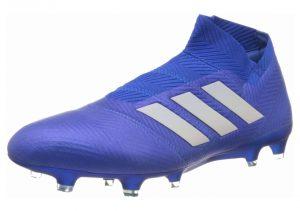 Adidas Nemeziz 18+ Firm Ground - Blue Fooblu Ftwwht Fooblu Fooblu Ftwwht Fooblu (DB2071)