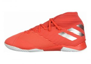 Adidas Nemeziz 19.3 Indoor - Multicolour Active Red Silver Met Solar Red 000 (F34412)