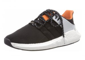 Adidas EQT Support 93/17 - Core Black Black White (CQ2396)