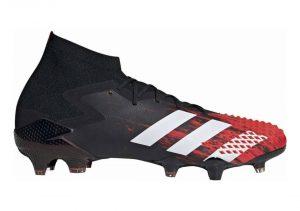 Adidas Predator Mutator 20.1 Firm Ground - Cblack Ftwwht Actred (EF1629)