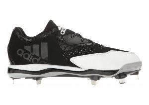 Adidas Poweralley 4 - Black White Metallic Silver (Q16481)