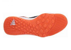 Adidas Speed Turf - Core Black Ftwr White Orange (G27686)