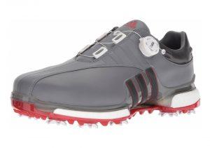Grey Four Utility Black Scarlet (F33731)