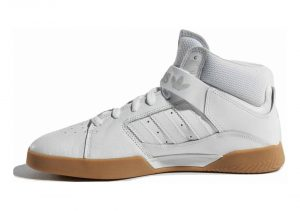 Adidas VRX Cup Mid - White Ftwwht Ftwwht Gum4 Ftwwht Ftwwht Gum4 (B41482)