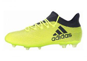 Adidas X 17.2 Firm Ground - Yellow (S82325)