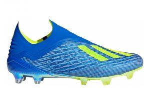 Adidas X 18+ Firm Ground - Blue (CM8358)