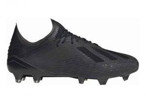 Adidas X 19.1 Firm Ground - schwarz (F35314)