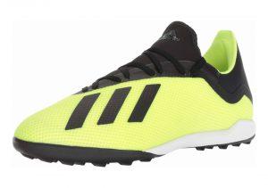 Adidas X Tango 18.3 Turf  - Yellow Solar Yellow Core Black Ftwr White (DB2475)
