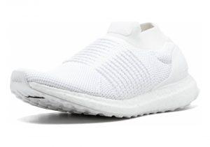 Adidas Ultraboost Laceless - White (S80768)