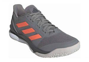 Adidas Stabil Bounce - Grey Three F17 Signal Coral Grey Six (EH0847)