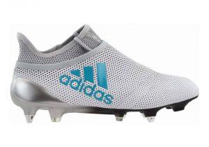 Adidas X 17+ Purespeed Soft Ground - White (S82455)