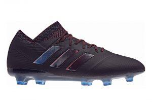 Adidas Nemeziz 18.1 Firm Ground - Black (D98007)