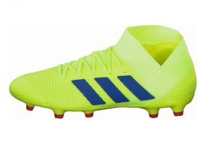 Solar Yellow/Football Blue/Active Red (BB9438)