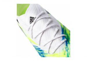 Adidas Nemeziz 19.1 Firm Ground - Ftwwht Cblack Siggnr (EG7325)
