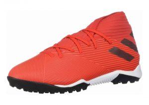 Adidas Nemeziz 19.3 Turf - Active Red/Silver Metallic/Solar Red (F34427)