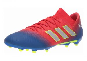 Adidas Nemeziz Messi 18.3 Firm Ground - Red (BC0316)