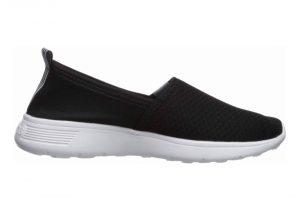 Adidas Lite Racer Slip-On - Black White (F98974)