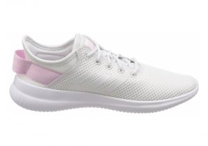 Adidas Cloudfoam QT Flex - Crystal White/Crystal White/Aero Pink (DB0242)