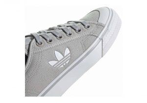 Adidas Nizza Trefoil - Grey Grey Two F17 Ftwr White Crystal White 10016780 (EF2039)