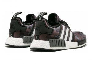 BAPE x Adidas NMD_R1 - black camo (BA7325)