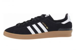 Adidas Campus ADV - Black Core Black Ftwr White Gum4 Core Black Ftwr White Gum4 (EE6147)