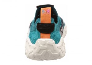 Teal/Black/Orange/Pale Grey (AH2171)