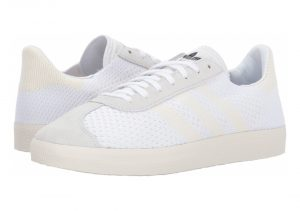 Adidas Gazelle Primeknit - White (BZ0005)