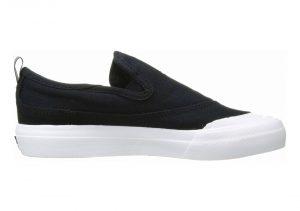Adidas Matchcourt Slip ADV - Black/Black/White (F37387)