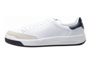White/White/Collegiate Navy (BB8563)
