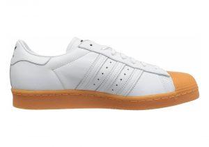 Adidas Superstar 80s DLX - White (S75830)