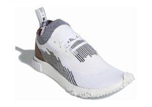 Adidas NMD_Racer - Footwear White Core Black Redwood (AC8233)