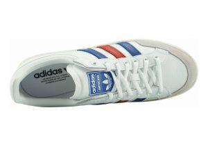 Adidas Americana Low - Footwear White / Collegiate Royal / Scarlet (EF2508)