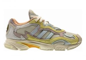 Adidas Temper Run Pride - Off White Blue Tint Ice Yellow (EG1077)