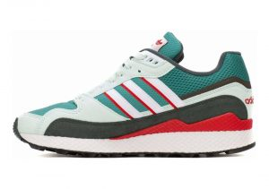 True Green Footwear White Lush Red (BD7936)