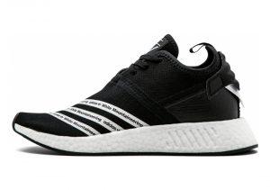 Adidas White Mountaineering NMD_R2 - Core Black & White (BB2978)