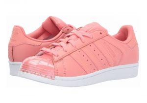 Adidas Superstar Metal Toe - Tactile Rose/Tactile Rose/White (BY9750)