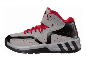 Light Grey/Black/Red (D69540)