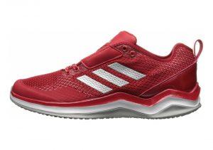 Adidas Speed Trainer 3 - Power Red Metallic Silver White (Q16542)