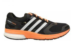 schwarz/orange (B40172)
